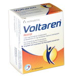 Hilfe gegen Schmerzen mit Voltaren
