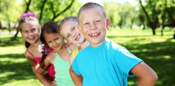 Sport für herzkranke Kinder